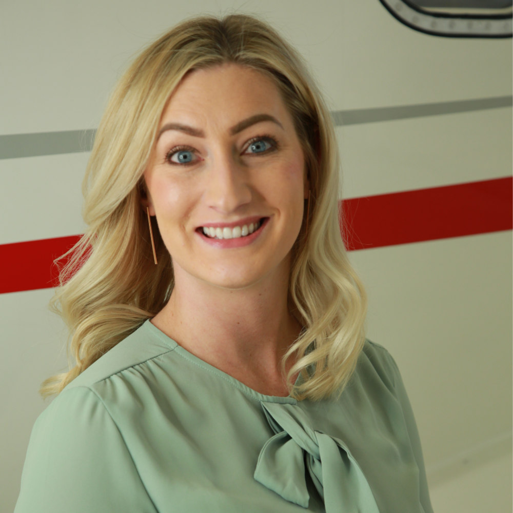 Nicole Reints - Flight Coordinator